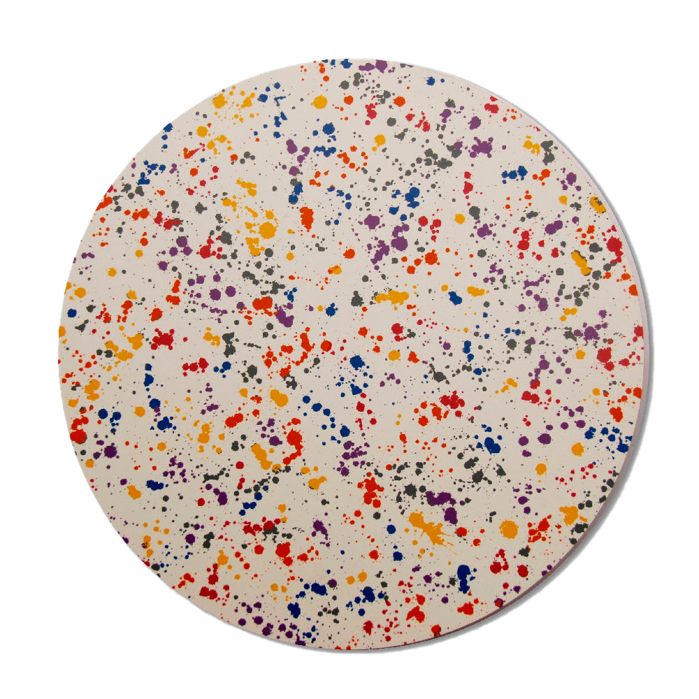 Tisch New York Splatter Rainbow Placemat