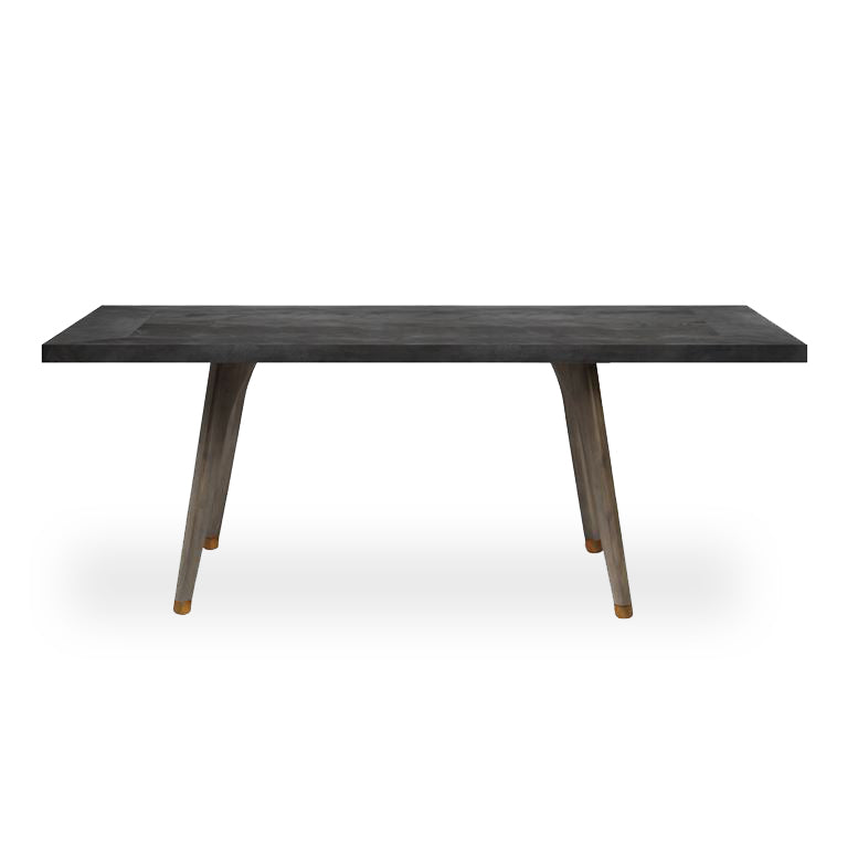 Made Goods Alder Dining Table