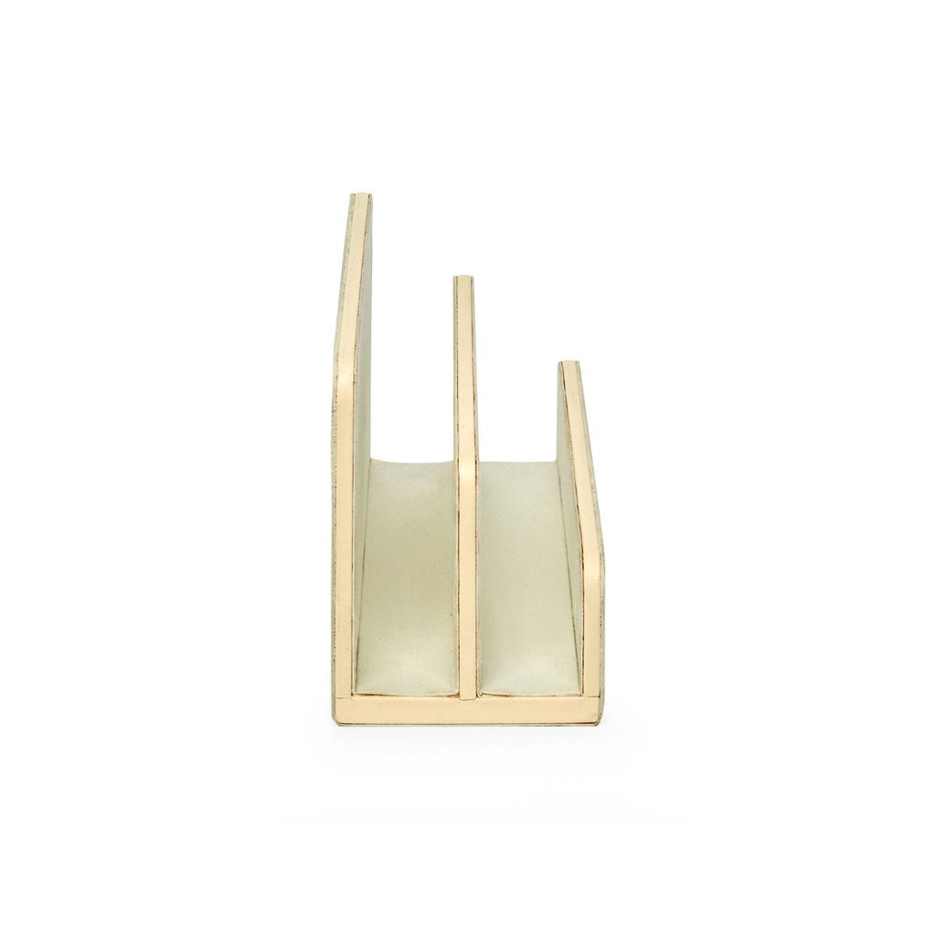 Bungalow 5 Hunter Letter Caddy