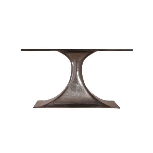 Stockholm Small Oval Dining Table Base