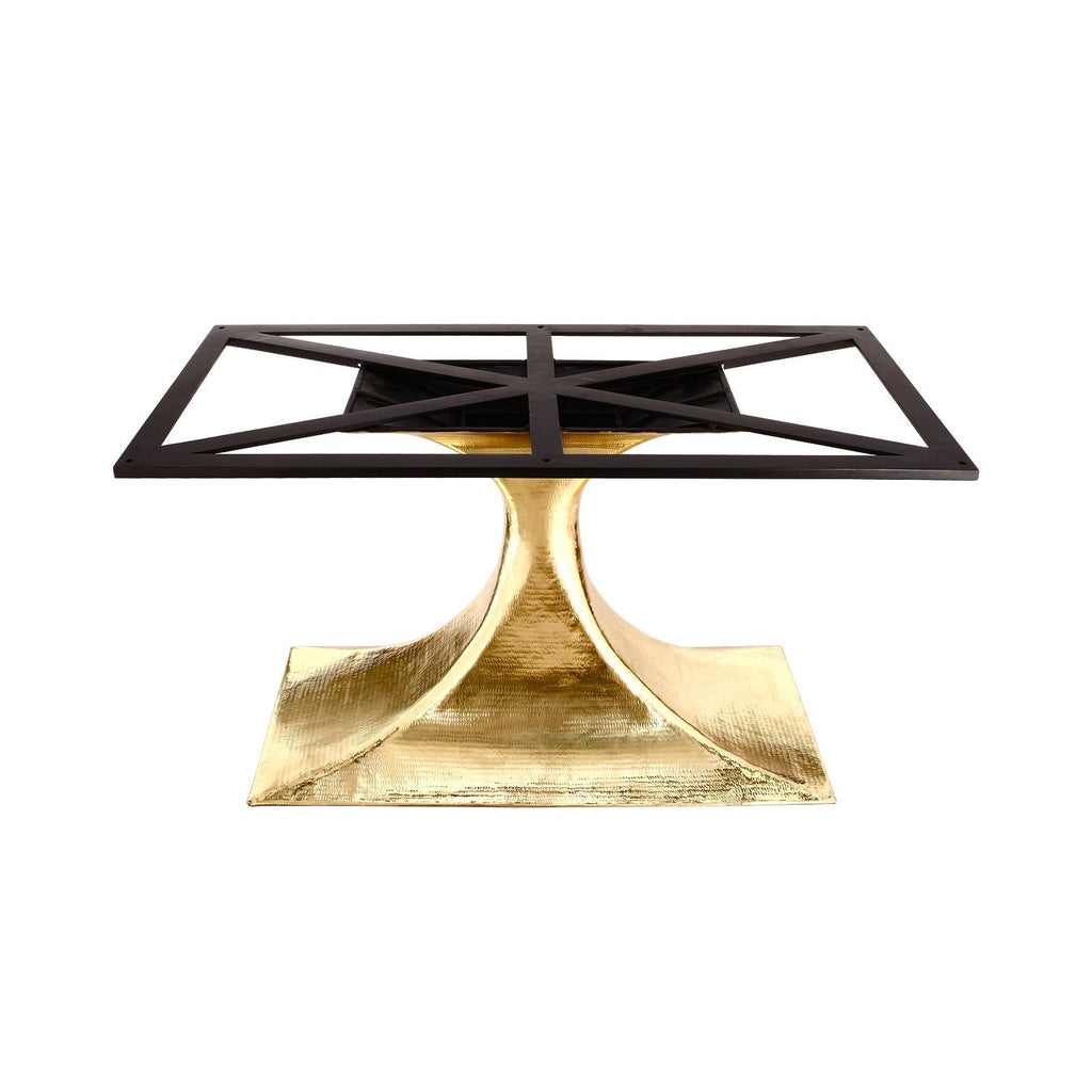 Stockholm Oval Dining Table Base