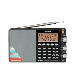 Tecsun PL880 Portable Digital PLL Dual Conversion AM/FM, Longwave & Shortwave Radio with SSB