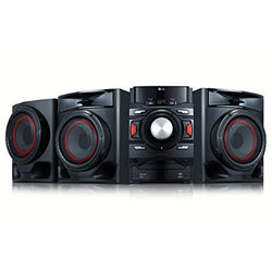 LG 700 Watts Bluetooth CD Audio Shelf System
