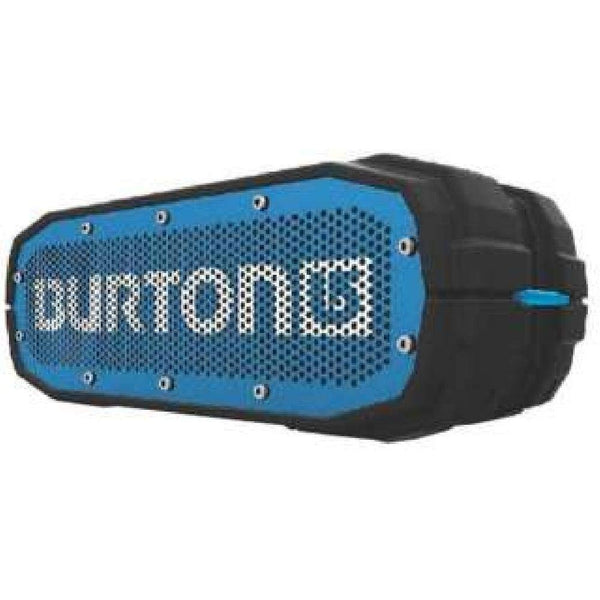 Burton Portable Outdoor Rugged Bluetooth Speaker - Scout Black / Blue