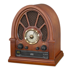 Victrola Classic Style Radio with CD Player & bluetooth