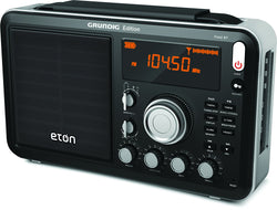 Eton Field AM / FM / Shortwave Radio with Bluetooth, NGWFBTB
