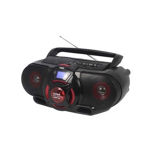 Portable Bluetooth Boombox