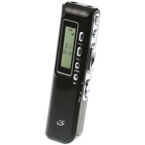 Gpx Digital Voice Recorder with Voice Activation