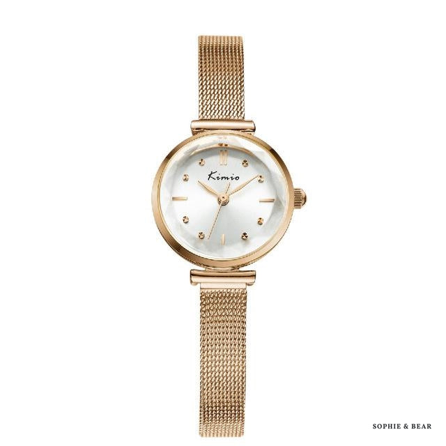 Sophie & Bear - Lady Rose Gold Watch