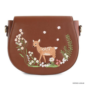 Alice - Little Reindeer Brown Bag