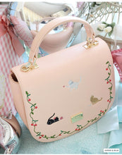 Alice - Catty Lover Shoulder Bag