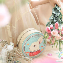 Alice - Blue Vintage Bag