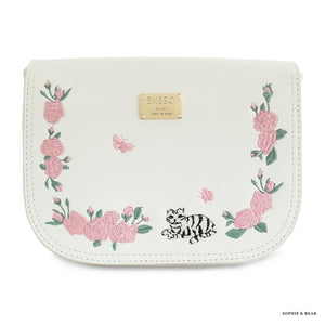 Alice - Catty Embroidery Bag