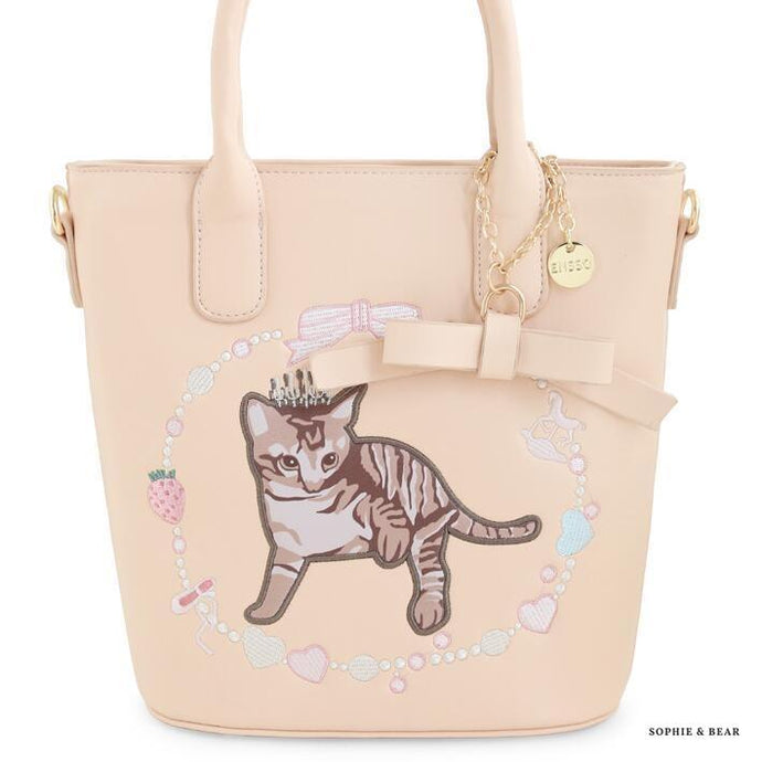 Emilie -  Catty Lover Shoulder Bag