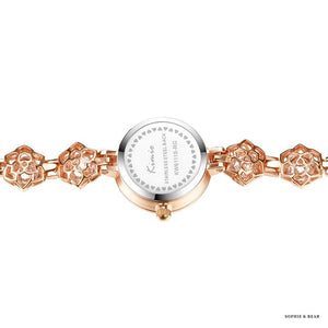 Sophie & Bear - Luxury Rose Gold Watch