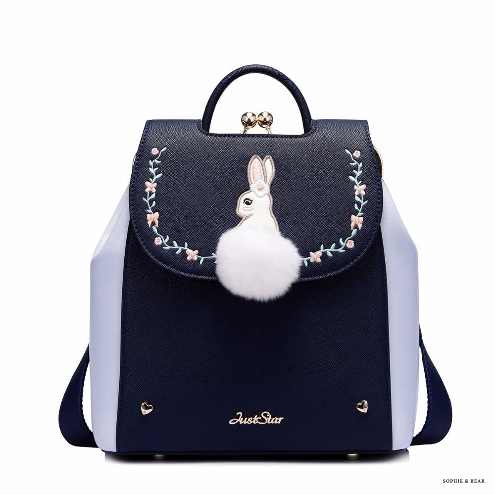 Lolita - Rabbit Tail Rucksack
