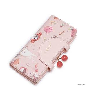 Lolita - Cutie pie Long Wallet