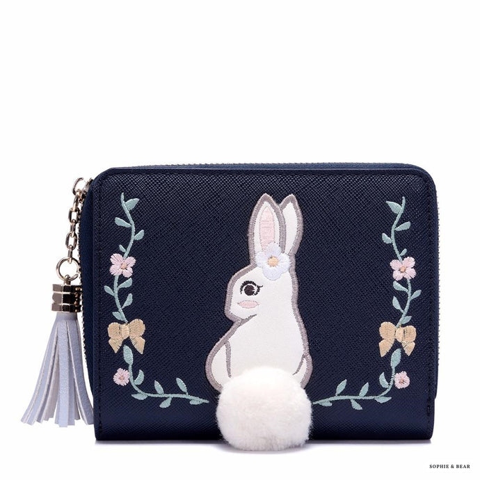Lolita - Rabbit Tail Wallet