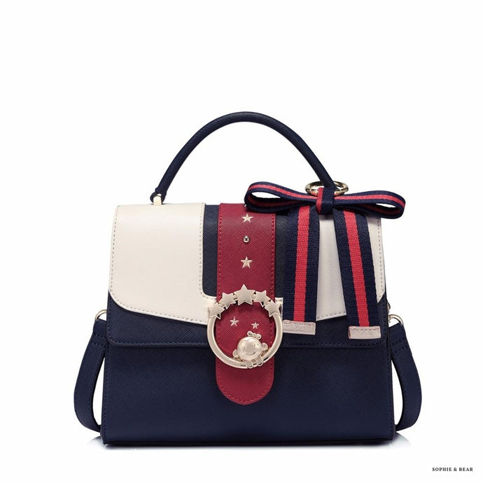 Lolita - Monkey Bow Shoulder  Bag