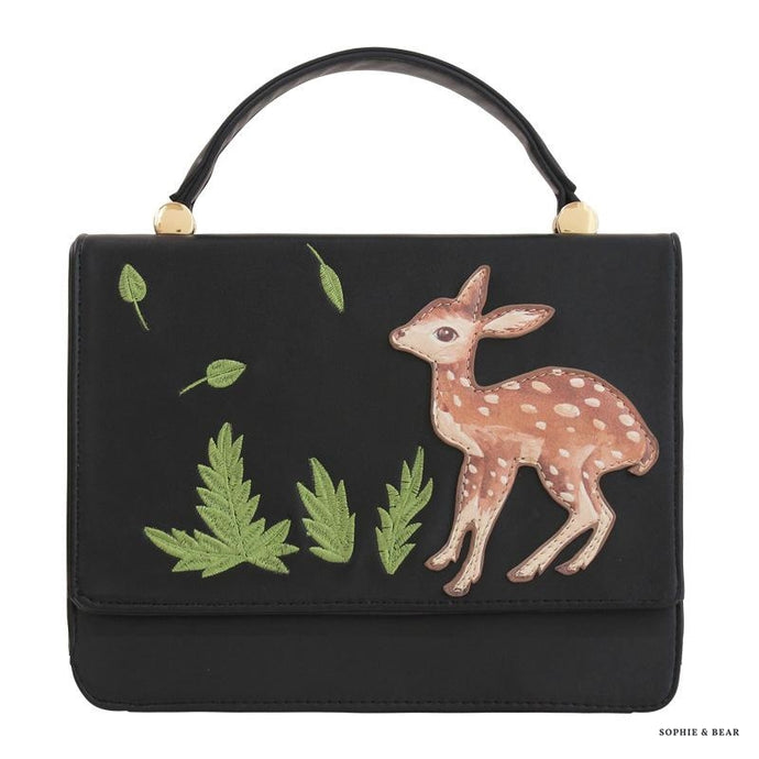 Alice - Deer Friend Bag