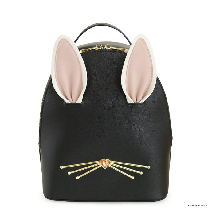 Lolita - Black Rabbit Rucksack