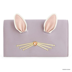 Lolita - Purple Bunny Bag