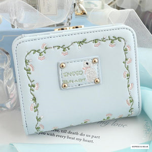 Alice - Blue Lolita Wallet