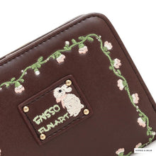 Alice - Brown Lolita Wallet