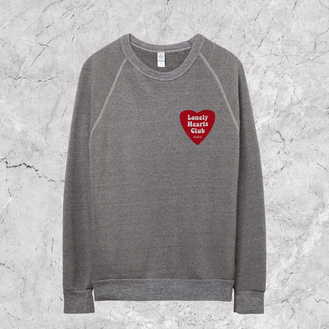 """Lonely Hearts Club"" Unisex Sweatshirt"