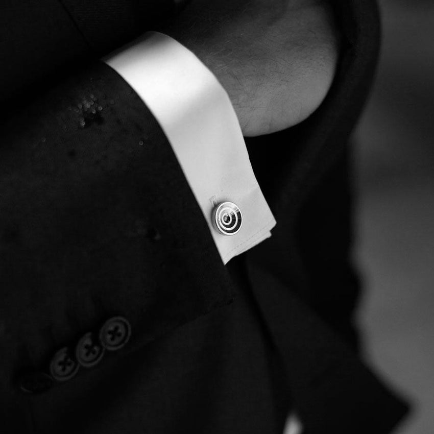 Lucas Cufflinks Steel