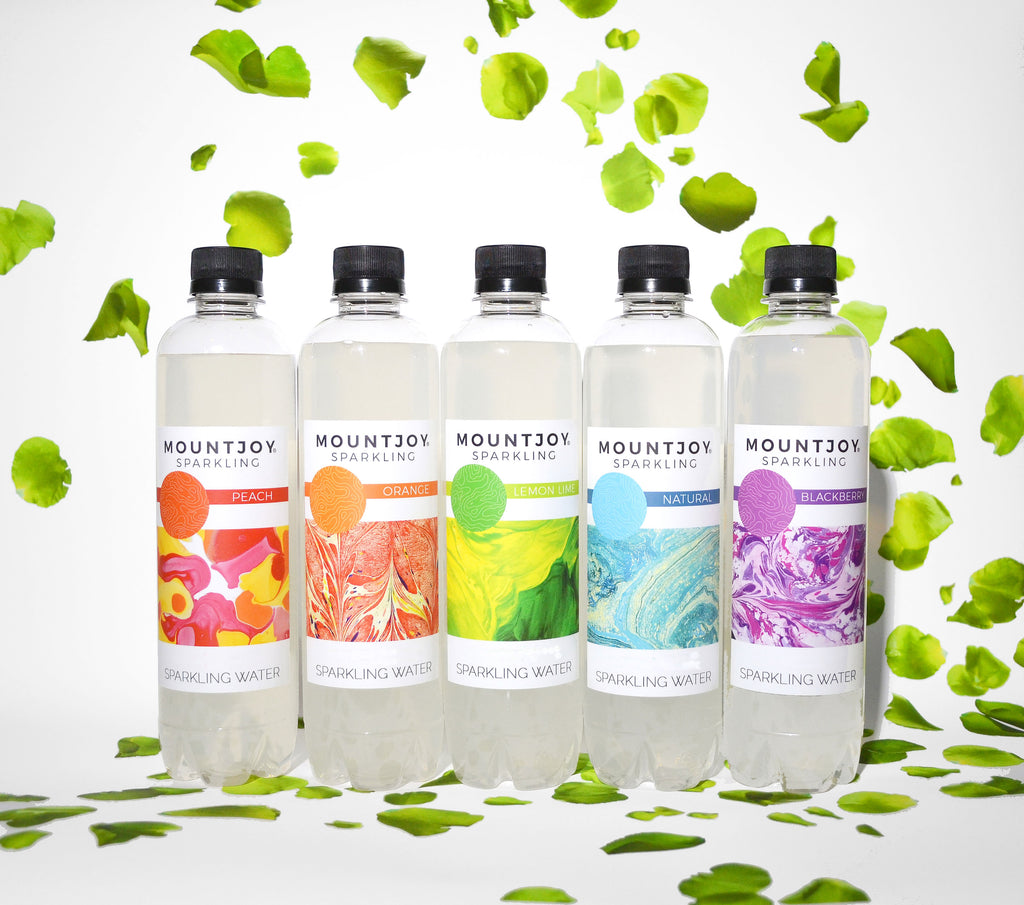 mountjoy sparkling cbd infused sparkling water
