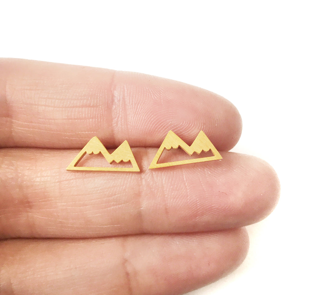 Mountain Earrings Victoria Collection
