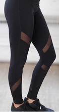 Piper Sheer Don't Mesh With Me Leggings