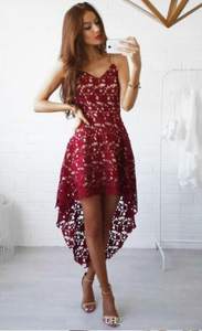 I'll See You At Happy Hour Lace Maxi Dress