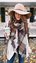 NYC Blanket Scarf