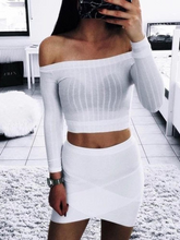 Rachel Off The Shoulder Top
