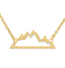Rocky Mountain Necklace Victoria Collection