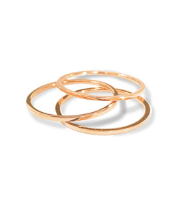 Stacking Ring Trio