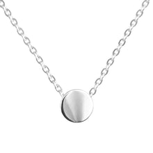Karma Disk Necklace Victoria Collection