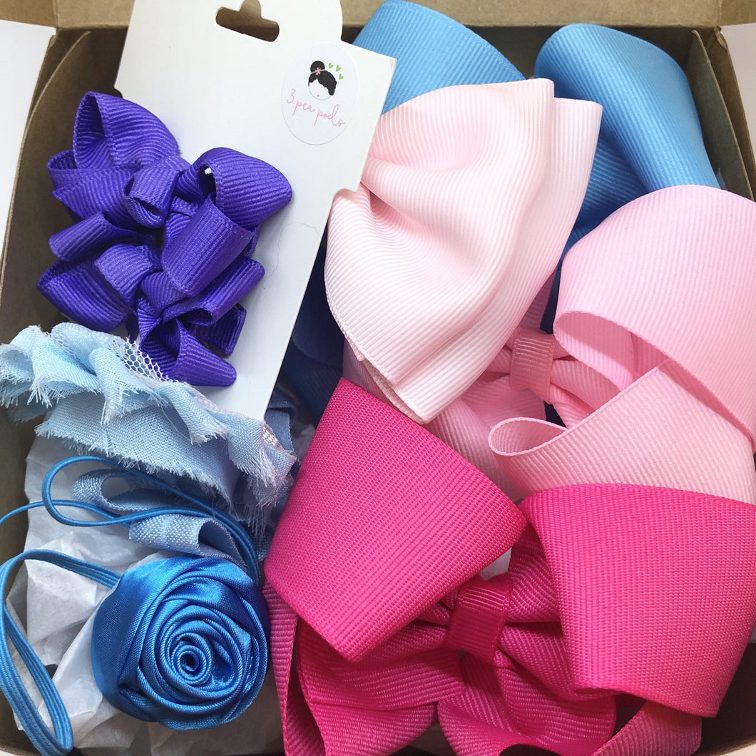 Assorted Bow Box