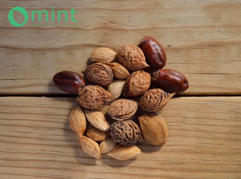 Health Benefits of Nuts and Seeds: Listen to a Registered Dietitian Nutritionist