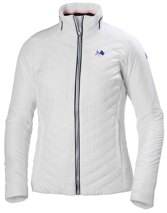 Ws Crew Insulator Jacket by Helly Hansen