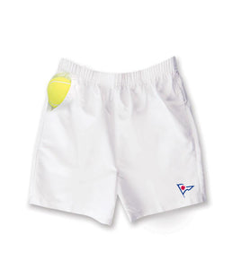 RYC Joe PuppyBoys MicroFiber White Tennis S