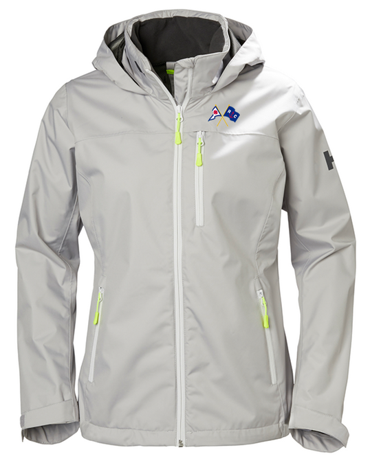 Women's Crew Hooded Jacket for by Helly Hansen