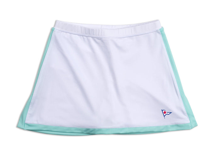 RYC Little Miss Everyday Skirt-Blue Trim