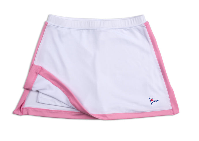 RYC Little Miss Everyday Skirt-Pink Trim