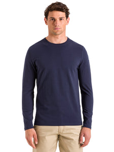 North Sails Men's Long Sleeve Cotton-Jersey T-Shirt