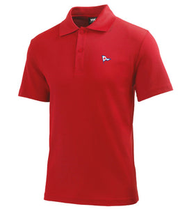 HH Ms Riftline Polo - Red