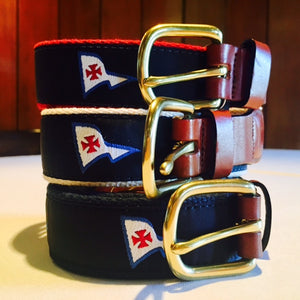 RYC Leather Tab Belt
