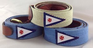 Smathers & Branson Custom Needlepoint Belts